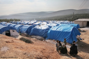 Syrie ref camp web