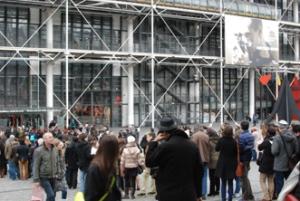 Cartier-Bresson queue expo fev 2014 (1bn)