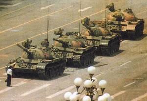 1b chine Pékin tienanmen blindé 1989 (2)