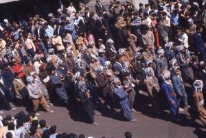 Kurdistan irakien 1974 contre qui S Hussein a toujours fait la guerre