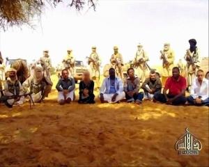 050c otages du Sahel aqmi 2012