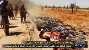Exécutions par jihadistes Irak