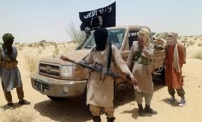 Jihadistes au sahel bbc;com