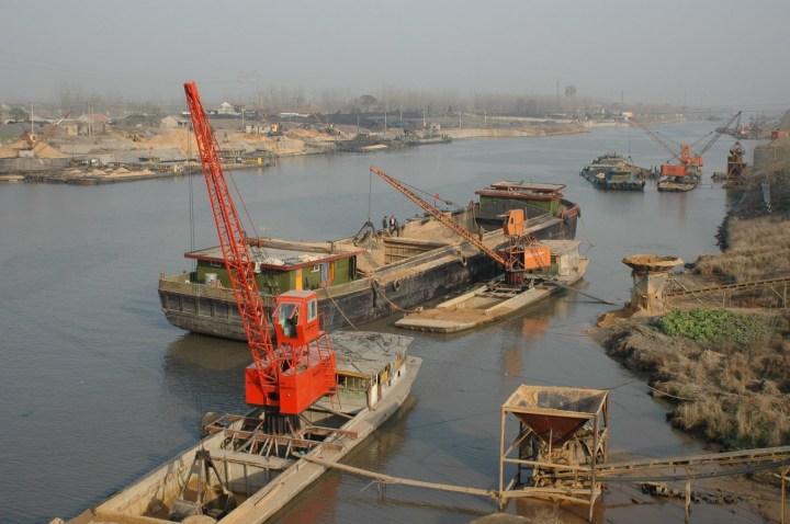Cc canaux a Yangtse dérivation fleuve jaune (Copier)