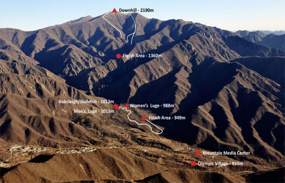 Carte plan JO Pékin (Copier) copie