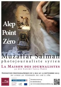 Alep Point zéro l'affiche