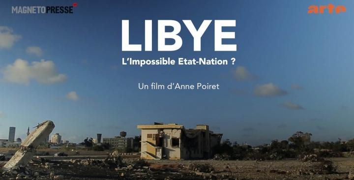 Libye Anne Poiret
