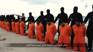 Libye exécution chrétiens Daech fev 2015