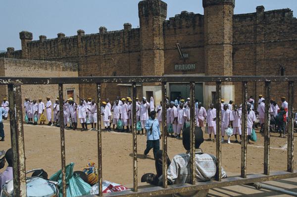 Rwanda Kigali prison centrale Amnesty