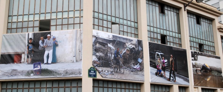Syrie Alep Point zéro Photos Muzafar Salman mai 2015 (2) (Copier)