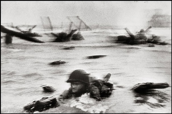 Capa Normandie débarquement