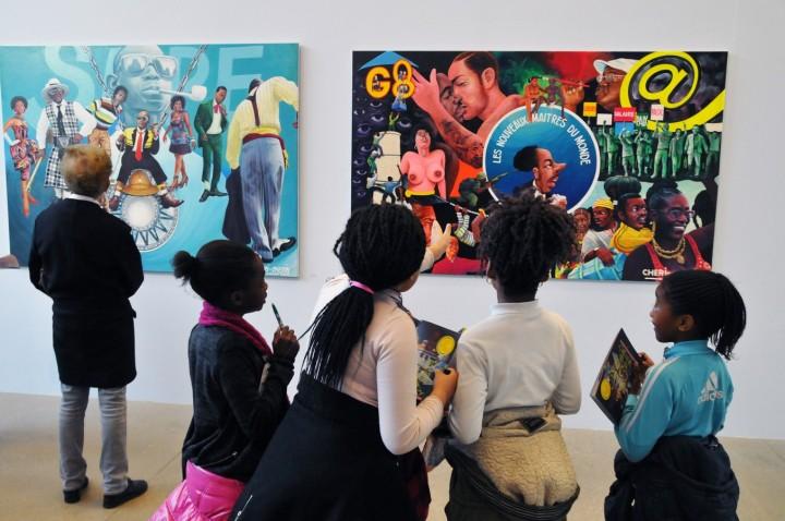 Congo Kitoko beauté Congo Fondation Cartier decembre 2015 (23) (Copier)