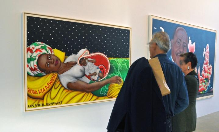 Congo Kitoko beauté Congo Fondation Cartier decembre 2015 (9) (Copier)