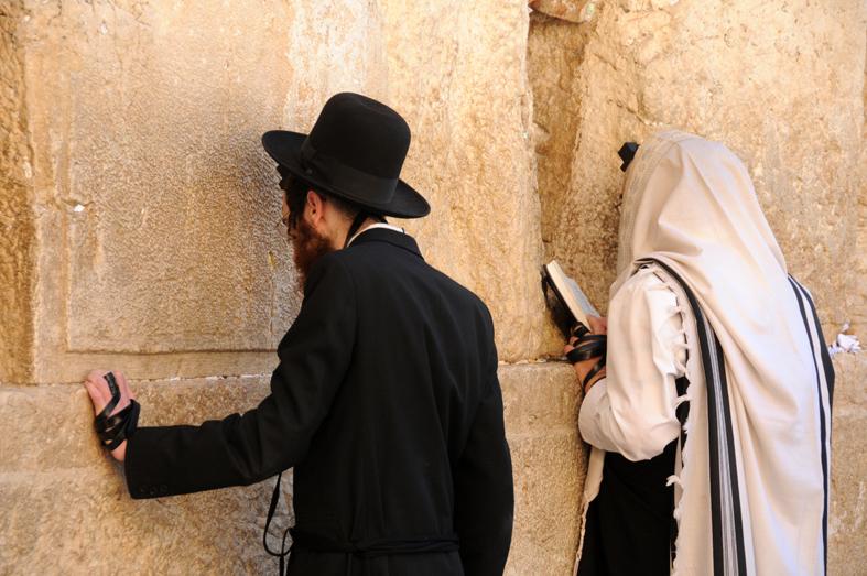 Israël mur des lamentations Jerusalem oct 2010 (31)