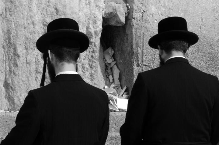 Jerusalem Mur Philippe Rochot (23) nb