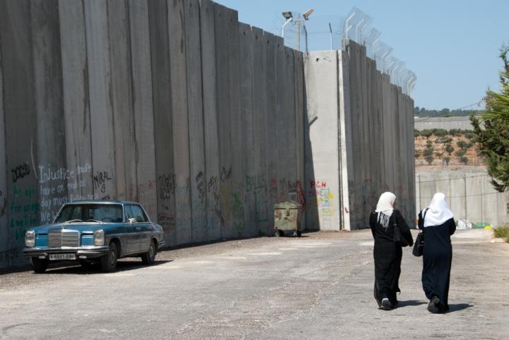 Israel Palestine aout 2007 Web blog