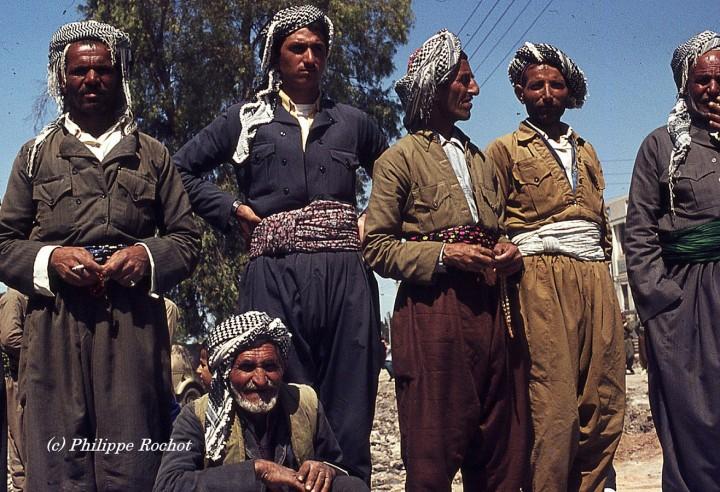 Kurdes 1974 frontiere Irak Iran (Copier)
