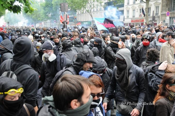 Paris manif loi travail CGT 14 juin 2016 (64) (Copier)
