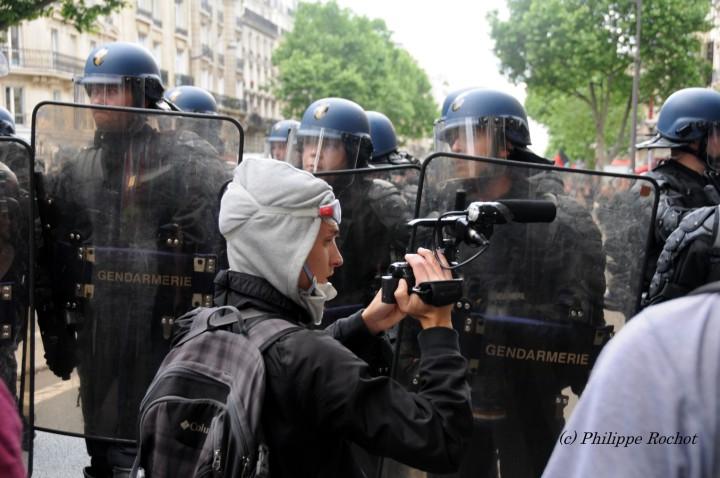 Paris manif loi travail CGT 14 juin 2016 (68) (Copier)