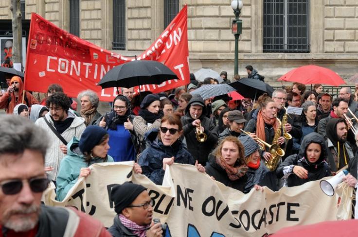 Paris manif loi travail du 9 avril 2016 (30)