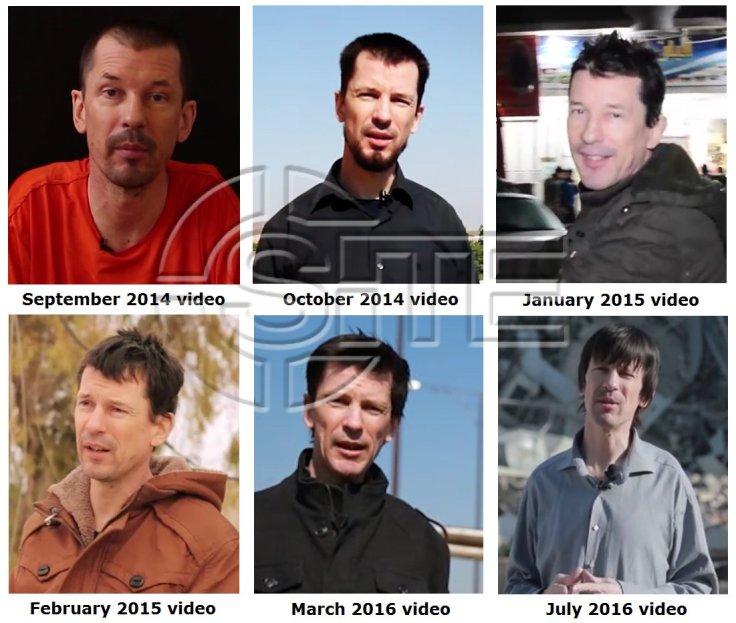 Apparition Cantlie