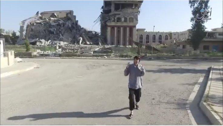 Cantlie juillet 2016 Mossoul