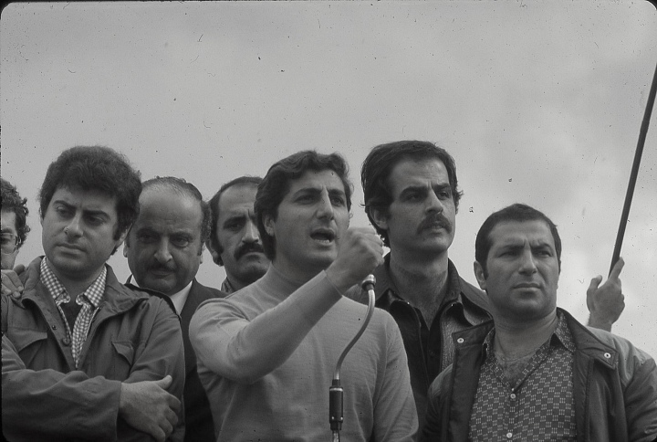 Liban Beyrouth Tell Zaatar 1976 Béchir Gemayel [1600x1200]