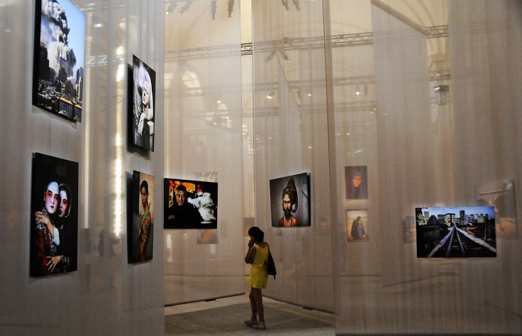 Turin expo Steve McCurry Venaria reale août 2016 (14) (Copier)