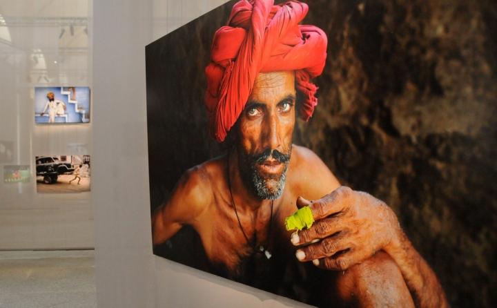 Turin expo Steve McCurry Venaria reale août 2016 (5) (Copier)