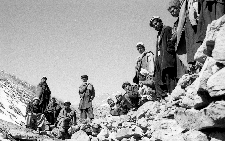 Afghanistan Kaboul et Hindu Kouch 1996 b (29) copie