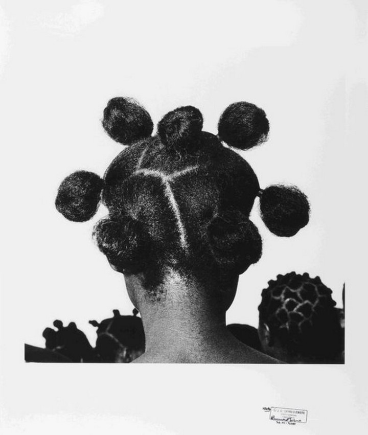 Vuitton Ojeikere artiste nigérian et sa série coiffures 2017 (2) (Copier)
