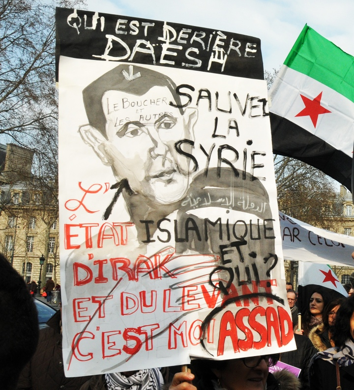 Manif Syrie Paris mars 2015 (34)