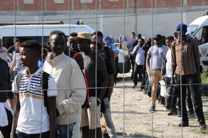 07 Paris évacuation migrants de La Chapelle 07 juillet 2017 (38) (Copier)