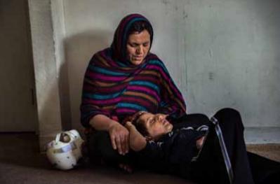 Visa image Famille afghane Renée Byer