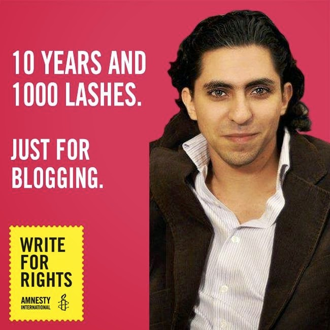 Badawi Amnesty