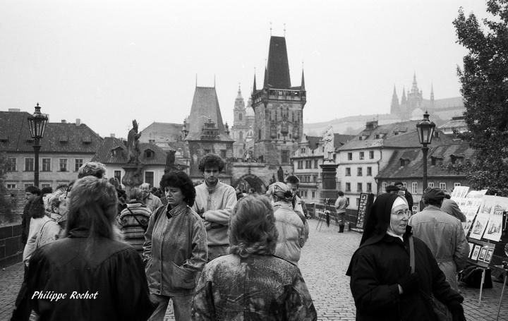 Prague 91 (2) signé