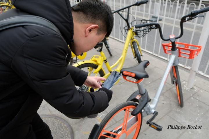 Vélo Pékin b signé (Copier)