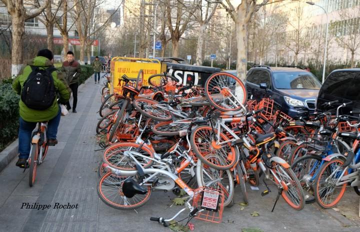 Vélo Pékin g signé (Copier)