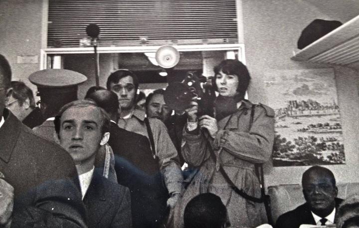 Bernard Puissesseau funérailles de Gaulle DR
