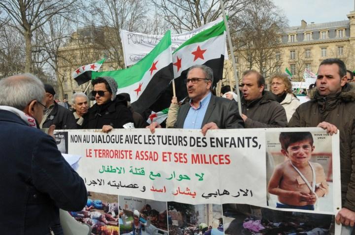 Manif Syrie Paris mars 2015 (30) (Copier)