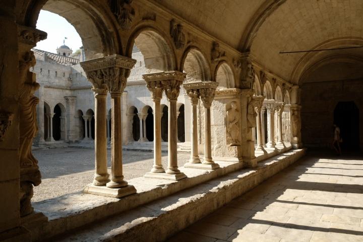 Arles couvent Ste Trophine 2018 (3) (Copier)
