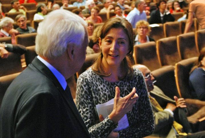Ingrid Betancourt à Nantes otages 2013