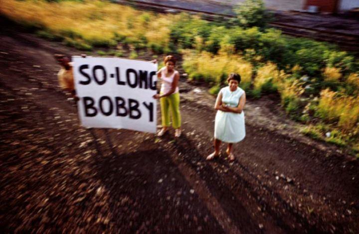 Kennedy Bob Paul Fusco Magnum photo