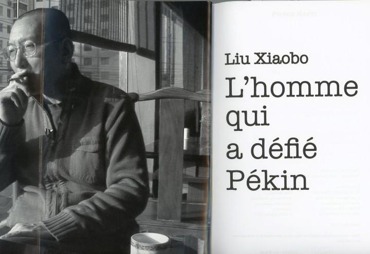 Liu Xiao Bo, l'homme qui a défié Pékin