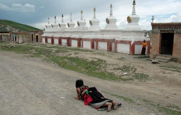 96 Tibet Machen pélérinage 2007 (2)
