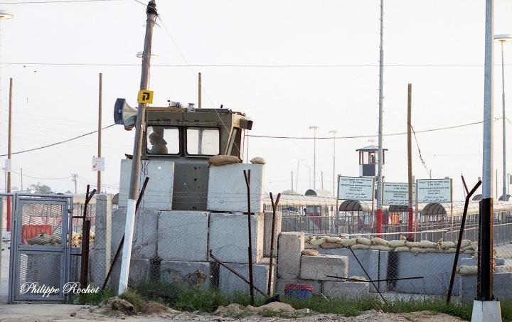 Gaza avec Talal ABR 1994 (signé)